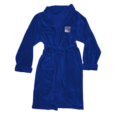 (New York Rangers Silk Touch Robe)