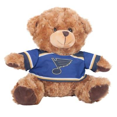 (St. Luis Blues  10 Inch Bear Team Jersey)
