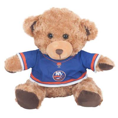 (New York Islanders 10 Inch Bear Team Jersey)
