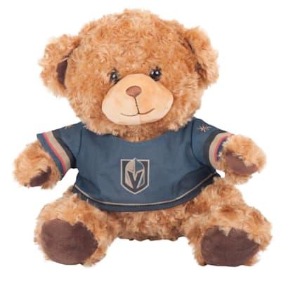 (Vegas Golden Knights 10 Inch Bear Team Jersey)