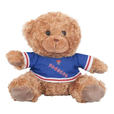 (New York Rangers 10 Inch Bear Team Jersey)