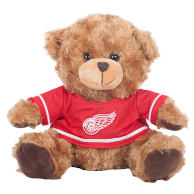 (Detroit Red Wings 10 Inch Bear Team Jersey)