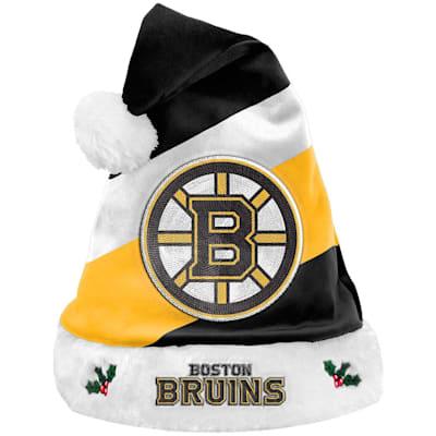 (Boston Bruins Holiday Santa Hat)