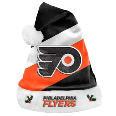 (Philadelphia Flyers Holiday Santa Hat)
