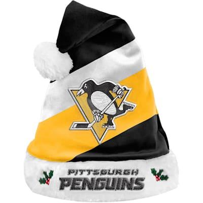 (Pittsburgh Penguins Holiday Santa Hat)