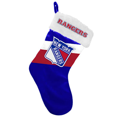 (New York Rangers Holiday Stocking)