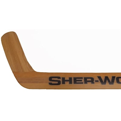 (Sher-Wood 530 Wood Goalie Stick - Senior)