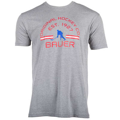 (Bauer Pure Player Flag Graphic Tee - Adult)