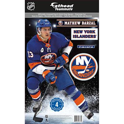 (Fathead NHL Teammate New York Islanders Matt Barzal Wall Decal)