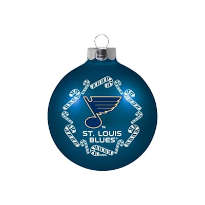 (NHL Small Ball Ornament - St. Louis Blues)