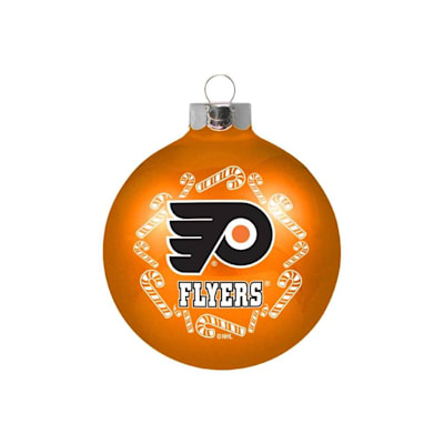 (NHL Small Ball Ornament - Philadelphia Flyers)
