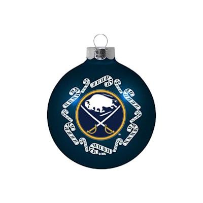(NHL Small Ball Ornament - Buffalo Sabres)