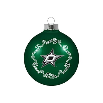(NHL Small Ball Ornament - Dallas Stars)