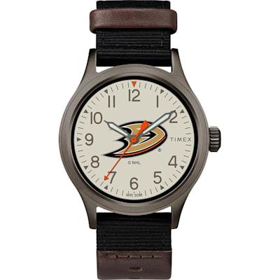 (Anaheim Ducks Timex Clutch Watch - Adult)
