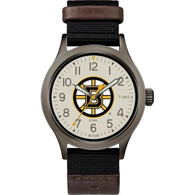 (Boston Bruins Timex Clutch Watch - Adult)
