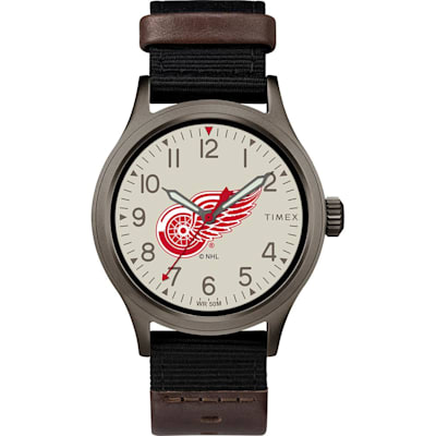 (Detroit Red Wings Timex Clutch Watch - Adult)