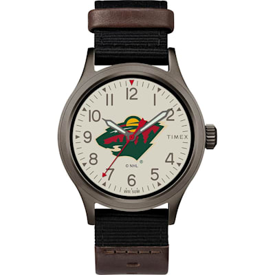 (Minnesota Wild Timex Clutch Watch - Adult)