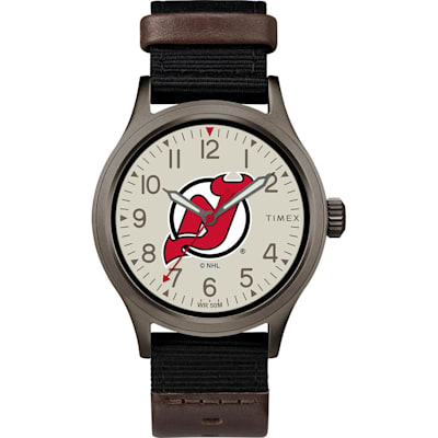 (New Jersey Devils Timex Clutch Watch - Adult)