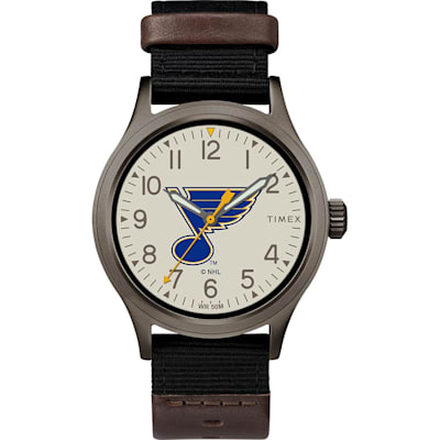 (St. Louis Blues Timex Clutch Watch - Adult)