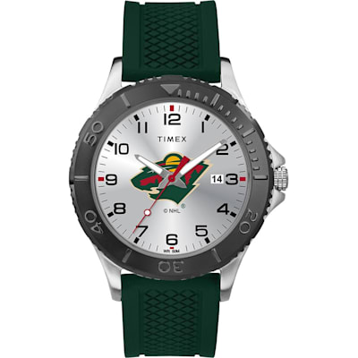 (Minnesota Wild Timex Gamer Watch - Adult)