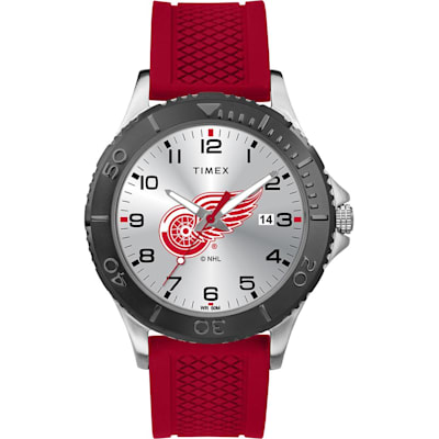 (Detroit Red Wings Timex Gamer Watch - Adult)