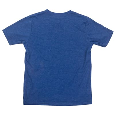 Back (Pure Hockey Classic Royal Tee - Youth)