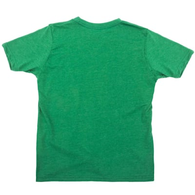 Back (Pure Hockey Classic Tee 2.0 - Green - Youth)