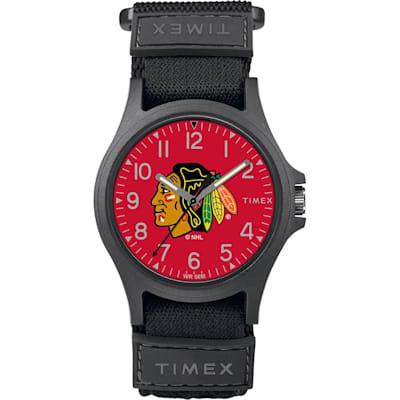 (Chicago Blackhawks Timex Pride Watch - Adult)