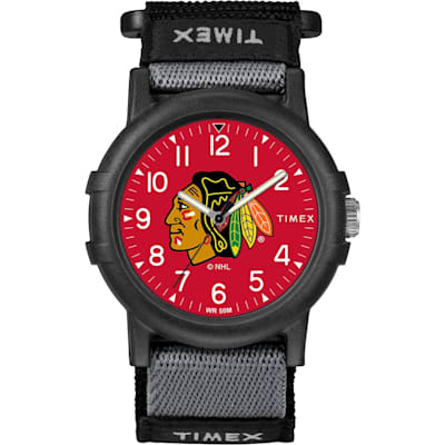 (Chicago Blackhawks Timex Recruit Watch - Youth)