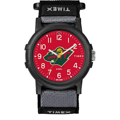 (Minnesota Wild Timex Recruit Watch - Youth)