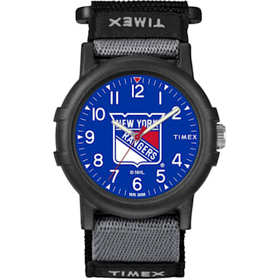 (New York Rangers Timex Recruit Watch - Youth)