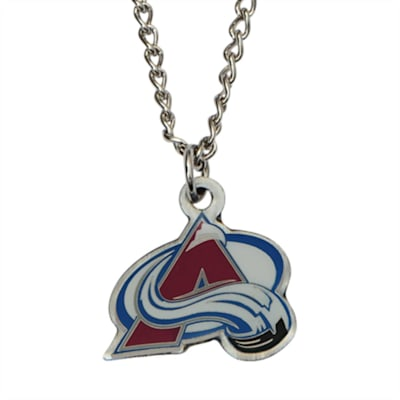 (Colorado Avalanche Necklace)