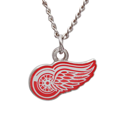 (Detroit Red Wings Necklace)