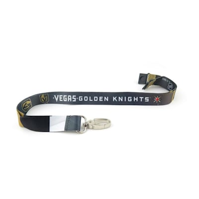 (Vegas Golden Knights Sublimated Lanyard)