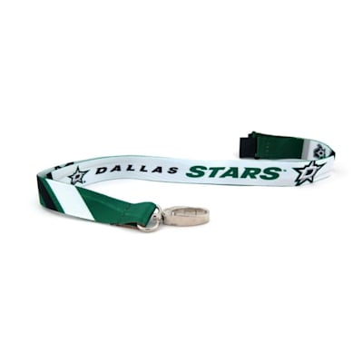 (Dallas Stars Sublimated Lanyard)