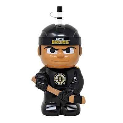 (Big Sip 3D Water Bottle - Boston Bruins)