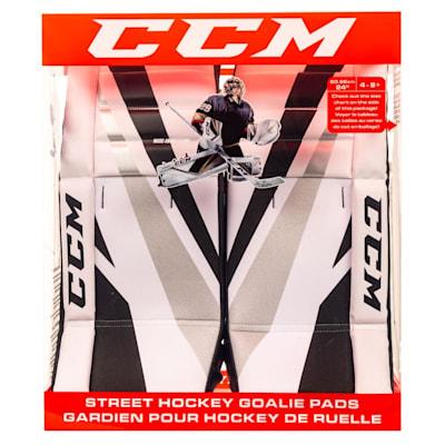 (CCM Fleury Street Hockey Goalie Leg Pads 24 Inch - Junior)