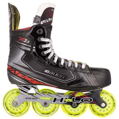 (Bauer Vapor X2.9R Inline Hockey Skates - Junior)