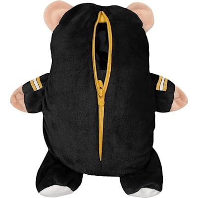 (Adidas Boston Bruins Hoodie And Plush Animal - Infant)