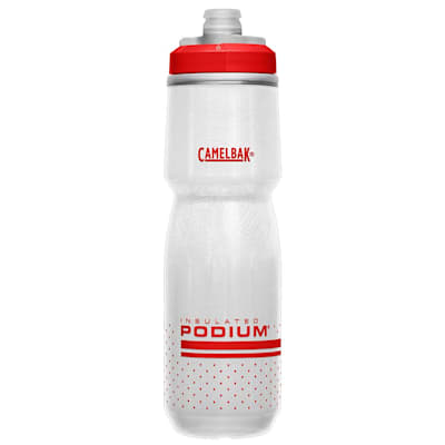 (CamelBak Podium Chill 24oz Insulated Water Bottle - Fiery Red)