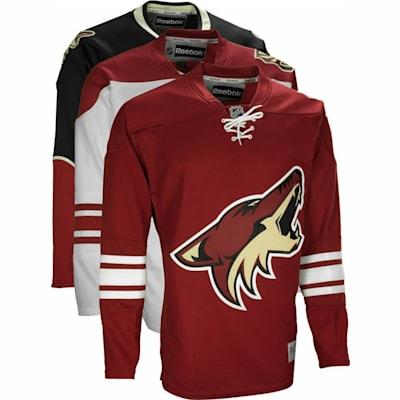 94e1734f5 Reebok Phoenix Coyotes Premier Jersey - Adult | Pure Hockey Equipment