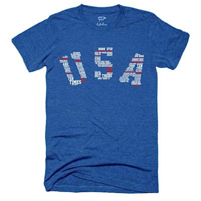 Front (Streaker Sports Herb Speech USA Miracle T-Shirt - Adult)
