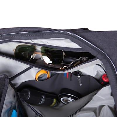 (Pacific Rink Player Bag - LE Grey - Senior)