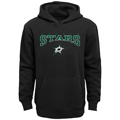 (Adidas Dallas Stars Fadeout Hoodie - Youth)