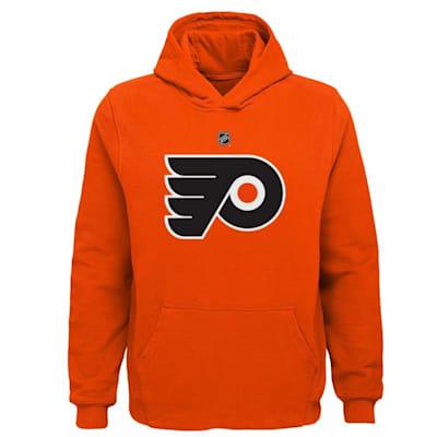 (Adidas Philadelphia Flyers Primary Logo Hoodie - Youth)