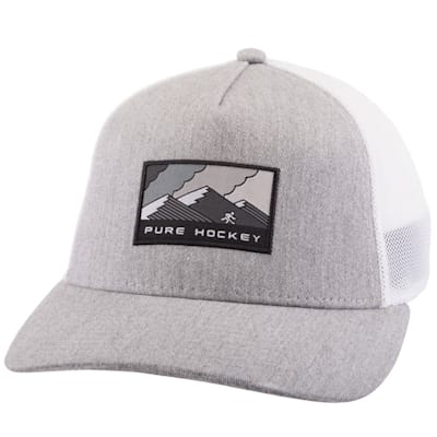 (Pure Hockey Mountain Meshback Hat - Adult)
