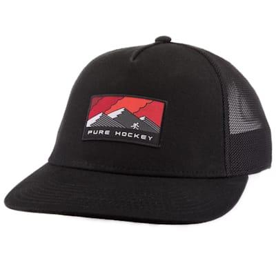 (Pure Hockey Mountain Meshback Hat - Adult)