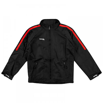 Reebok J8903 Team Lightweight Jacket (Reebok 3433 Team Light Weight Hockey Jacket - Senior)