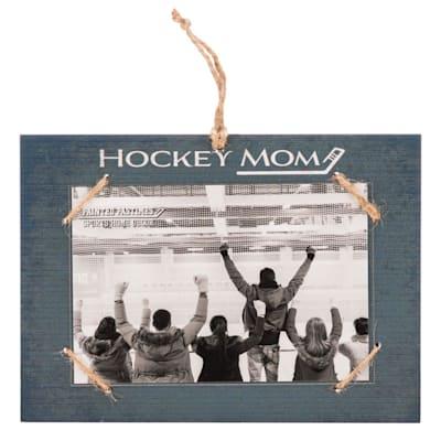 "(Painted Pastimes ""Hockey Mom"" Photo Frame)"