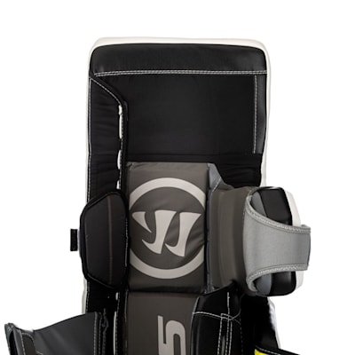 (Warrior Ritual G5 Pro Goalie Leg Pads - Senior)